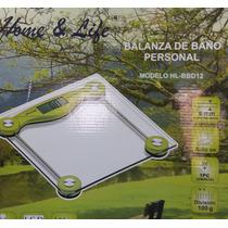 Balanza Digital De Baño Hasta 150 Kilos Garantia 1 Año