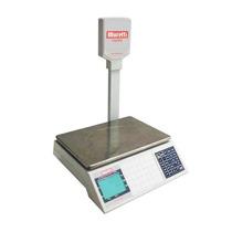 Balanza Electronica Moretti Market 30kg Con Pila