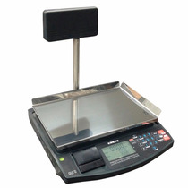 Balanza Kretz Aura Imprime Ticket 30 Kg Bateria / Tribunales