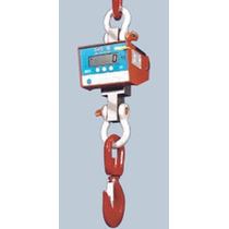 Dinamómetro Electrónico Ahs-ii - 7,5 Toneladas