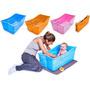 Bañera Plegable Para Baño Bebes Flexible Flexi Tub Grande