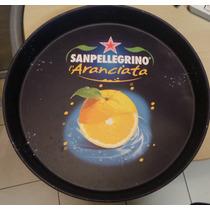 Bandeja Agua San Pellegrino De Italia Nueva Sin Uso
