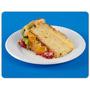 Platos De Postre Para Torta De 17 Cm. X 50 Unidades