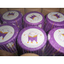 Pirotines Nº 10 Decorados - Muffins Cupcakes - 1000 Unidades
