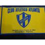 Antigua Banderita Del Club Atletico Atlanta