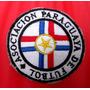 Escudo Bordado Camiseta Seleccion Paraguay De Futbol