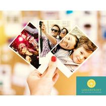 100 Mini Fotos Tipo Polaroid! Imprimi Tus Fotos Instagram!
