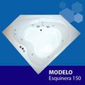 Hidromasaje Hidros Esquinero 150 6 Jets + 4 Jets Cervicales
