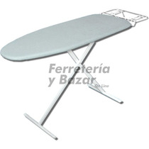 Tabla Planchar Base Malla Metal Modelo Liviana