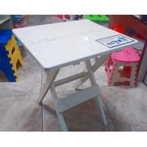 Mesa Plastica Plegable Camping Niños Regalosaka