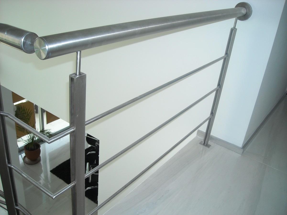 Decorar cuartos con manualidades barandas acero inoxidable precious - Barandas de madera para escaleras ...