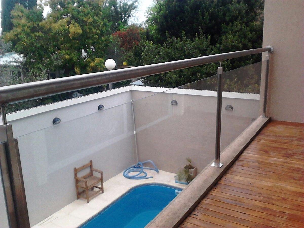 Barandas escaleras balcones acero inoxidable hierro - Barandas de inoxidable ...