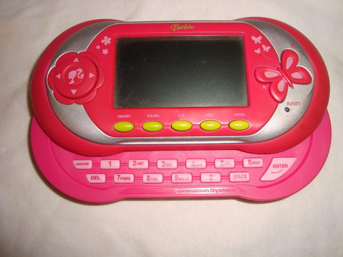 barbie computadora: