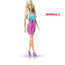 Barbie Con Anillo De Regalo, Original Mattel