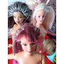 Lote #7 Barbie Teresa & Christie Amigas Beyond Pink Rockera