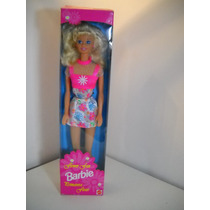 Barbie Flower Fun Primavera 1996 Caja Cerrada De Los 90´s Mp