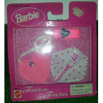 Barbie Ropa Fashion Touches 1998 - Mattel
