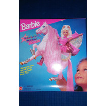 Barbie Caballo Flying Hero Horse Mattel Lord Toys