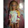 Barbie Muñeca Mattel Original Articulada Antigua Vintage
