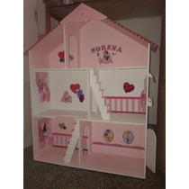 Casas De Muñecas Gigantes Mansion Barbie