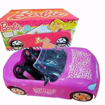Auto De Barbie Fashion - Tamaño Grande - Miniplay