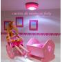 6 Luces Para Casitas De Muñecas Barbie,luz Led Autohadesivas