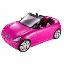 Barbie Auto Fashion Para Muñecas Original Con Licencia