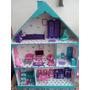 Mansión Barbie Completa Amoblada