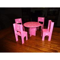 Barbie Juego De Comedor Envios A Todo El Pais