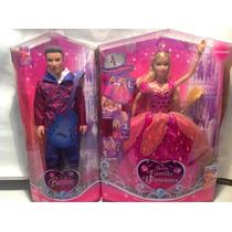 Barbie Y Principe Lcastillo De Diamantes Envio Sin Cargo Cab