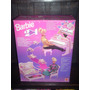 Barbie 2 In 1 Sofás Y Piano Mattel 1993 Nuevo E/ Caja 2 En 1