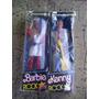 Kenny Y Barbie Rock Star Del 80 Top Toys Argentina Mattel