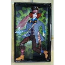 Barbie Collector El Sombrerero Año 2009 Bunny Toys