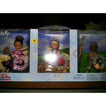 Muñeca Barbie Kelly Collector Paises