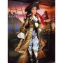 Barbie Pirata - Muñeca Coleccionable - Gold Label