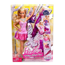 Barbie Diseño Ropa Fashionista Glitter Glam Original Mattel