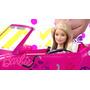 Barbie Auto Fashion Descapotable P/tus Muñecas Con Stickers