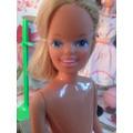 Hermana De Barbie Skipper Tropical Ochentera 1981 Playera Mp