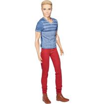 Barbie Ken & Ryan Fashionistas