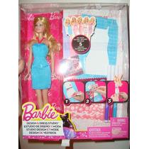 Barbie Design Dress Nueva Original Cerrada Mattel Caballito