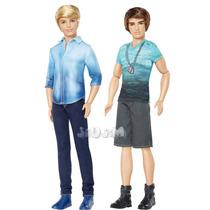 Ken Serie Barbie Fashionistas Original Mattel Hermoso Jiujim
