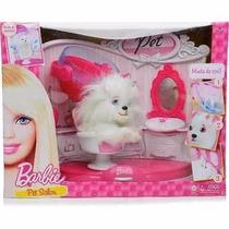 Pet Salon Barbie Salon De Belleza Original.