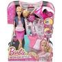 Barbie Muñeca Iron On Style Diseños Con La Plancha Navidad