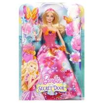 Barbie Y La Puerta Secreta Original Mattel!!