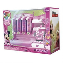 Candy Shop Tienda Golosinas Minnie Mouse Intek Registradora