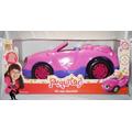Combo Auto De Barbie Y Muñeca