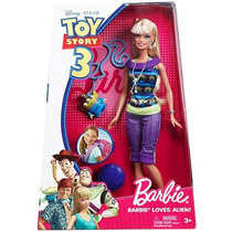 Barbie Toy Story 3 Barbie Aliens Coleccion Zona Sur