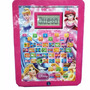 Tablet Didactica Con Pantalla Lcd Disney Princesas Letras Pa