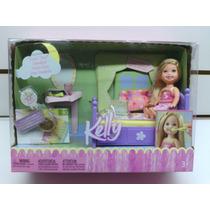 Muñeca Barbie Kelly Dientitos Mattel Envio Sin Cargo Caba