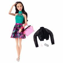 Barbie Fashionista Style 2015 Cartera , Chatitas, Sandalias